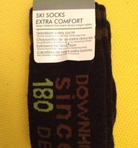 Лыжные носки (новые)