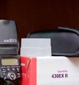Вспышка Canon 430 EX II
