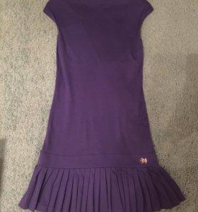 Фиолетовое платье Miss Sixty