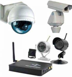 Видеонаблюдения, системы доступа