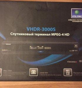 Спутниковый ресивер HUMAX VHDR-3000 S (НТВ+)