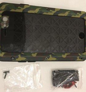 Чехол новый для айфона 6s, противоударный.