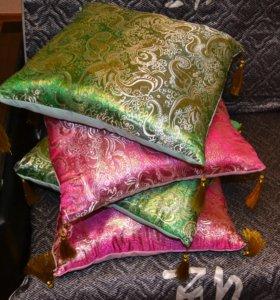 Новые подушки для интерьера