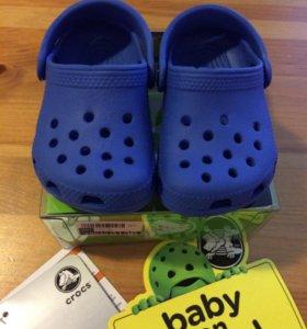 Сабо Crocs крокс