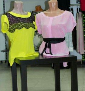 Блузка женская размер 44-48,46,48