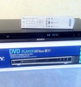 DVD-проигрыватель SONY DVP-NS38