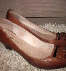 Туфли кожа.Германия