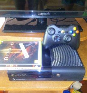 Продам XBOX 360 с памятью 4гб.