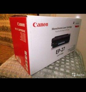 Продам картриджи для лазерных принтеров Canon,HP