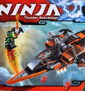 Конструктор Ninja, новый товар