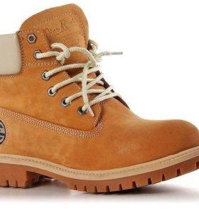 Новые зимние ботинки на натуральном меху