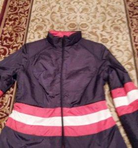 Новая куртка desam.