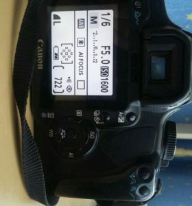 Фотокамера Canon EOS 400D