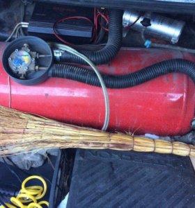 Газовая оборудование на авто