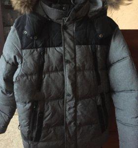 Куртка зимняя-пуховик на мальчика
