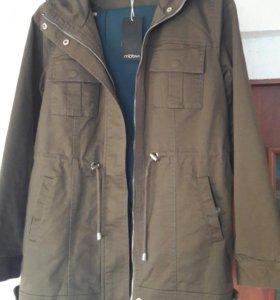 Куртка- парка новая