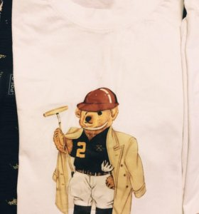 Футболка Polo Ralph Lauren Bear