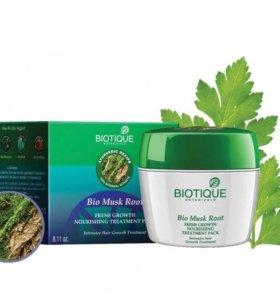 Био маска для волос Bio Mask Root Biotique, Индия