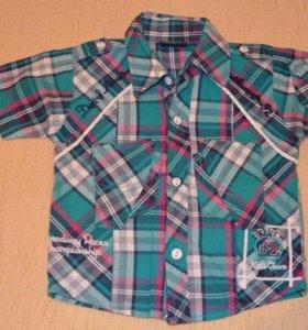 Рубашка 80 см