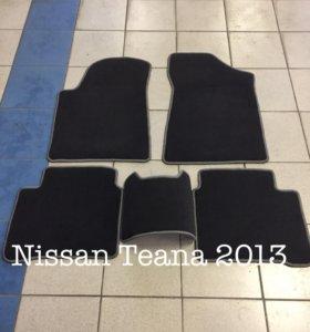 Коврики для Nissan Teana 2013
