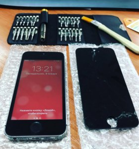 Ремонт iPhone iPad телефонов планшетов