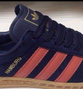 Кроссовки  Adidas Gamburg