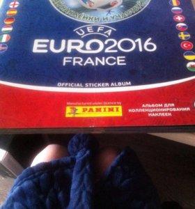 Журнал евро 2016