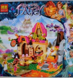 Конструктор Lego Fairy Эльфы, новый товар
