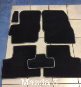 Коврики для Mazda 3