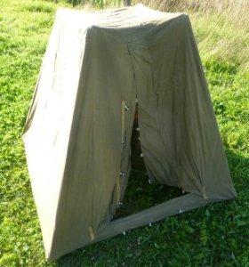 Зимняя палатка зонт для рыбаков