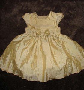 Праздничное платье Mothercare
