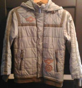 Куртка д/с для мальчика