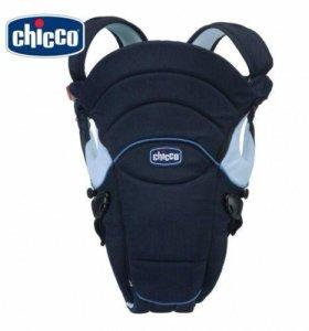 Детский рюкзак-переноска (кенгуру)