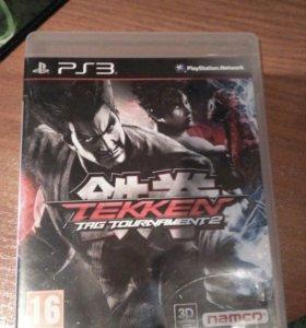 Игра на PS3 TEKKEN TAG TOURNAMENT 2