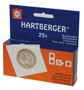 Hartberger. Холдеры самоклеящиеся 67x67 мм (25 шт)