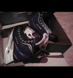 Хоккейные коньки Bauer supreme one 20