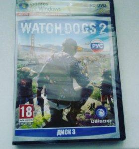 Игра Watch Dogs 2  для ПК