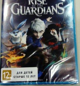 Rice of The Guardians Nintendo WiiU