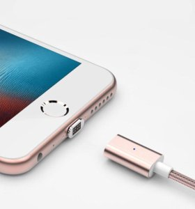 Магнитный кабель на iPhone, MicroUsb