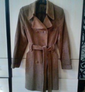 пальто короткое, демисезонное