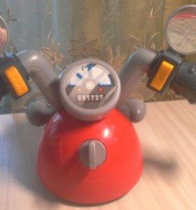 Руль мотоцикла игрушечный ILC