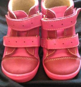 Ботинки ортопедические д/с для девочки 22 размера