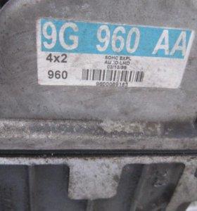 Ford Explorer 99 v6 4.0 акп двигатель