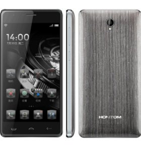 Homtom ht iv Ebony LTE 4g 16gb Rom quad core mt673
