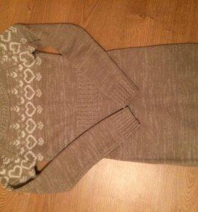 Вязаное платье Ostin