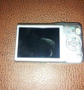Фото-видеокамера Саnon Ixus 105