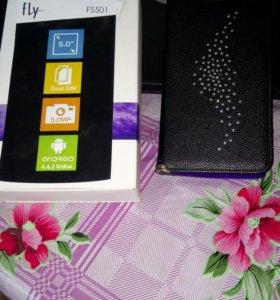 Смартфон fly FS501 Dual SIM