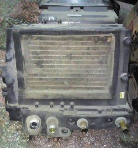 Корпус отопителя и кондиционера с радиаторами Nexi