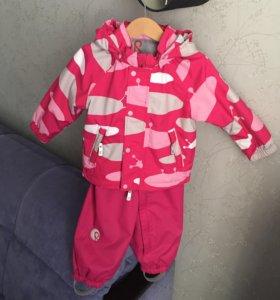 Куртка и полукомбинезон Reimatec 80см