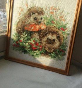 Ёжики-сладкоежки